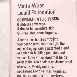 Mary Kay Makeup - NWT NIB Mary Kay matte foundation in ivory 3